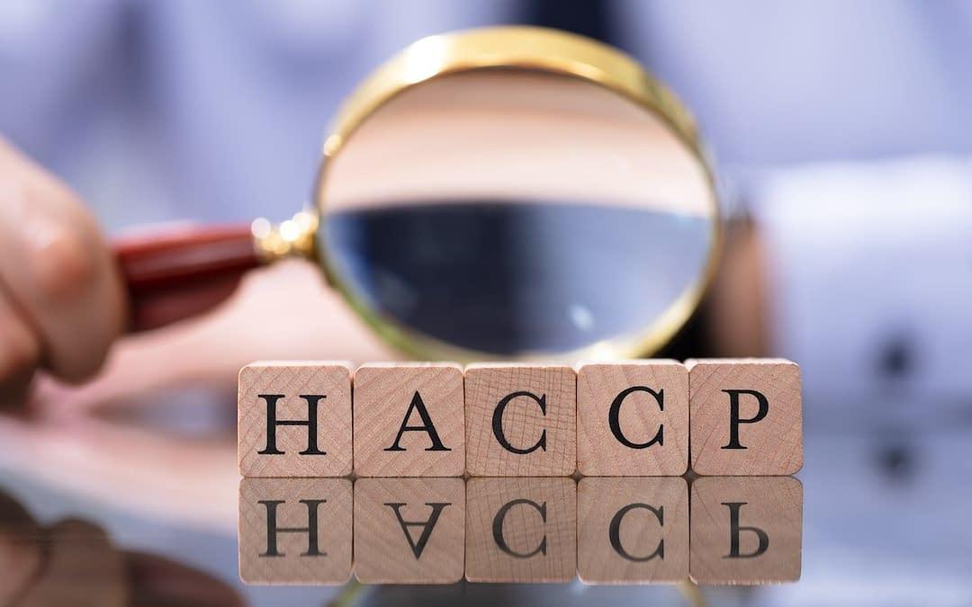 Quelles sont les normes HACCP?