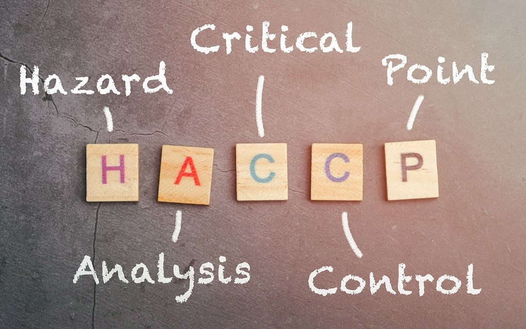 Quels sont les objectifs de la méthode HACCP ?
