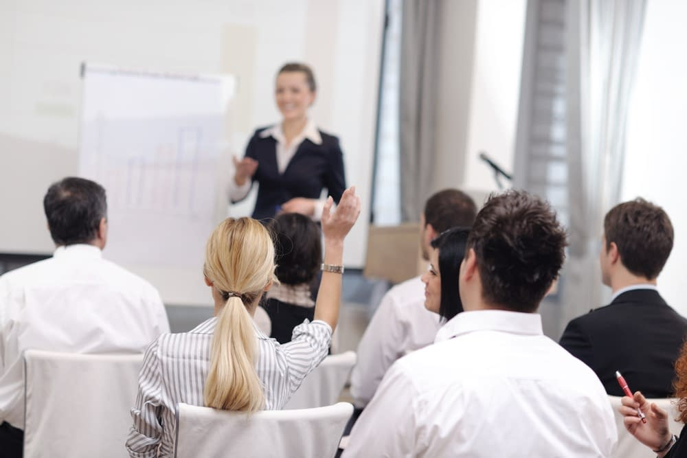 Staff training records